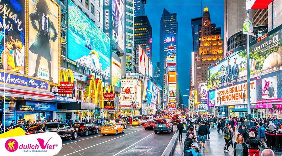 Du lịch Mỹ Tết Nguyên Đán 2020 - New York - Philadelphia - Washington D.C giá tốt