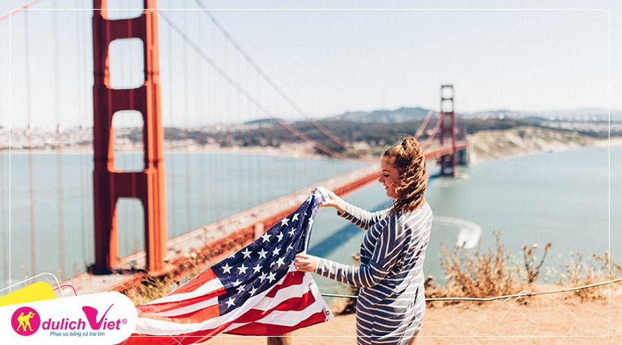 Du lịch Mỹ Tết Âm lịch 2020 - Los Angeles – San Diego – Las Vegas – San Francisco từ Sài Gòn giá tốt