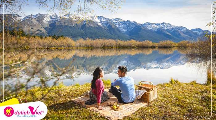 Du lịch New Zealand mùa Thu khám phá đảo quốc xinh đẹp từ Sài Gòn giá tốt