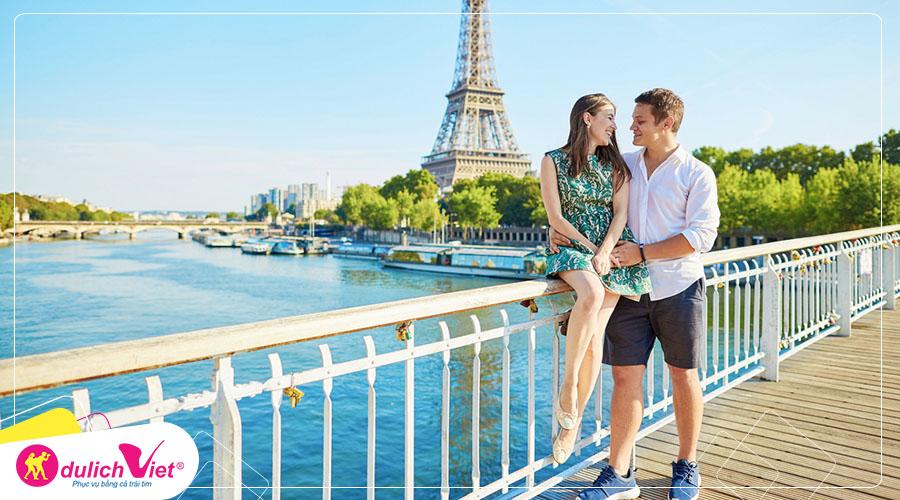 Du lịch Châu Âu - Pháp - Luxembourg - Bỉ - Hà Lan mùa Hè từ Sài Gòn giá tốt