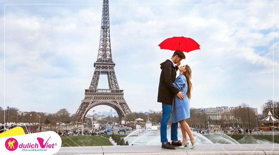 Du lịch Pháp Tết Nguyên Đán 2020