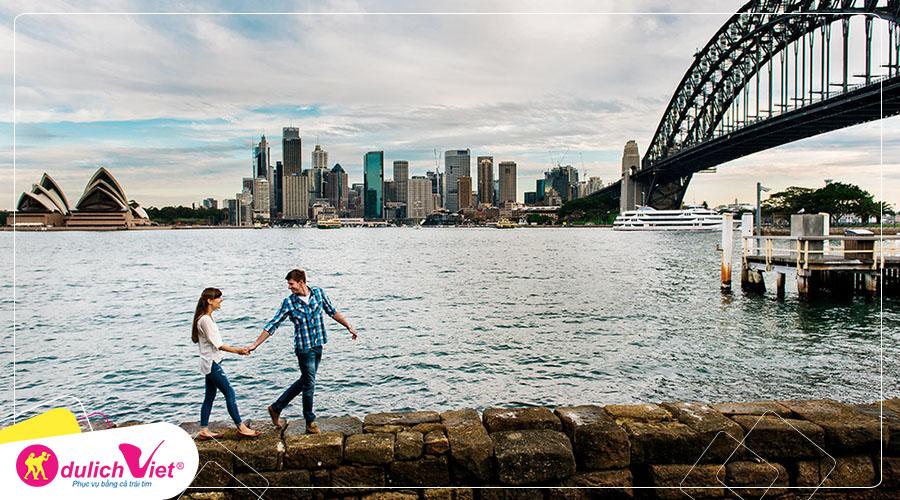 Du lịch Tết Nguyên Đán 2020 - Tour Úc - Melbourne - Sydney 7 ngày từ Sài Gòn giá tốt