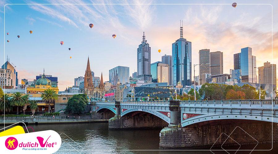 Du lịch Úc mùa Đông - Sydney - Melbourne - Núi tuyết Buller 7 ngày từ Hà Nội giá tốt