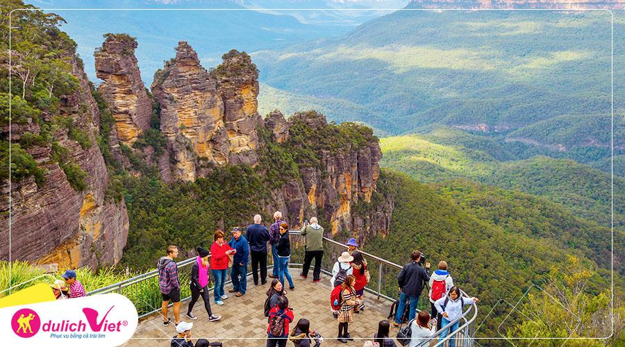 Du lịch Tết Âm lịch 2020 - Tour Úc - Sydney 5 ngày khởi hành từ Sài Gòn giá tốt