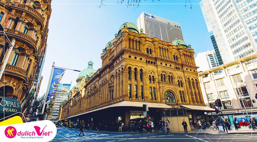 Du lịch Úc mùa Thu khám phá Sydney 5 ngày 4 đêm từ Sài Gòn giá tốt