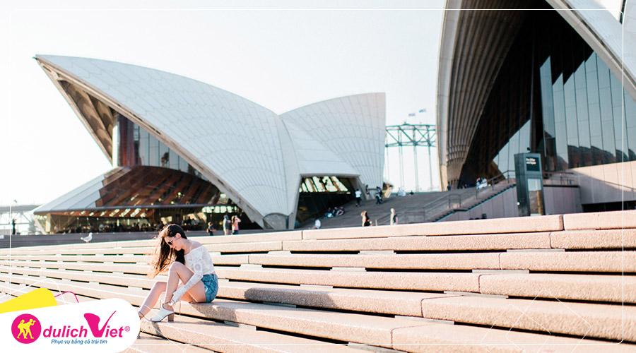 Du lịch Tết Canh Tý 2020 - Tour Úc - Sydney - Melbourne từ Sài Gòn giá HOT