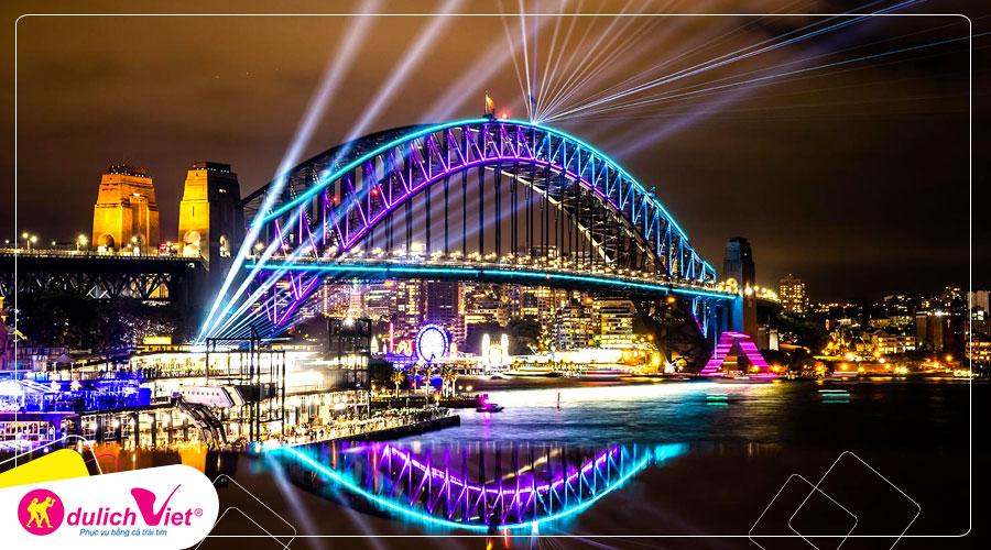 Du lịch Úc mùa Đông - Sydney - Melbourne 7 ngày 6 đêm từ Sài Gòn giá tốt