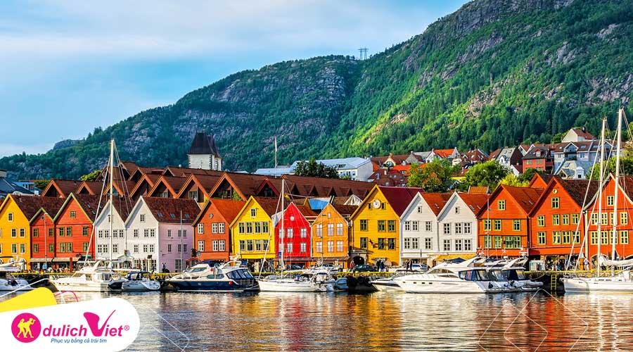 Du lịch Châu Âu - Đan Mạch - Na Uy - Thuỵ Điển - Phần Lan mùa Thu từ Sài Gòn giá tốt