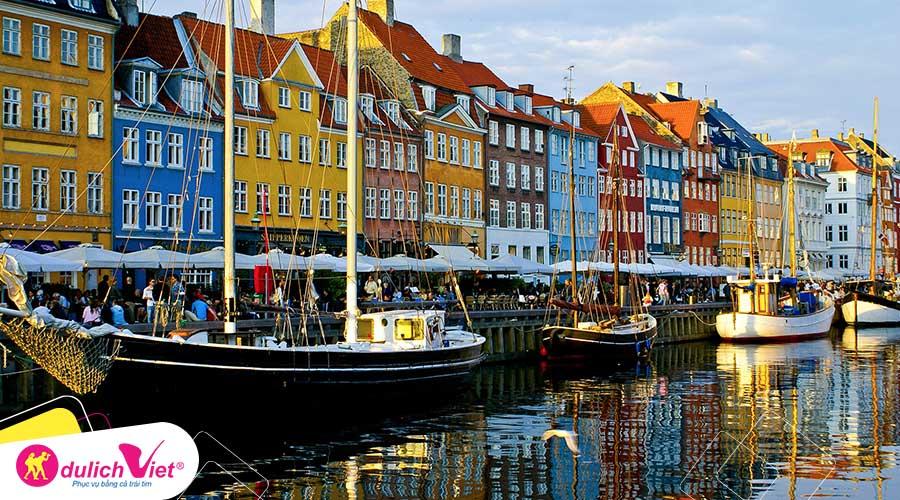 Du lịch Châu Âu - Đan Mạch - Na Uy - Thuỵ Điển - Phần Lan mùa Hè từ Sài Gòn giá tốt