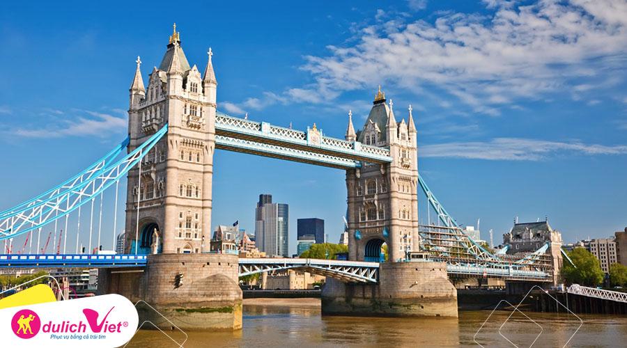 Du lịch Châu Âu - Anh - Scotland khởi hành từ Sài Gòn giá tốt