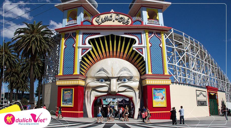 Du lịch Úc - Melbourne - Núi tuyết Buller - Tự do mua sắm khởi hành từ Sài Gòn