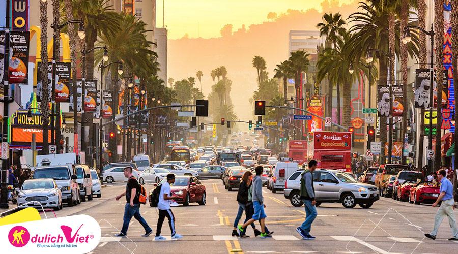 Du lịch Mỹ - Los Angeles - Las Vegas khởi hành từ Sài Gòn giá siêu Hot