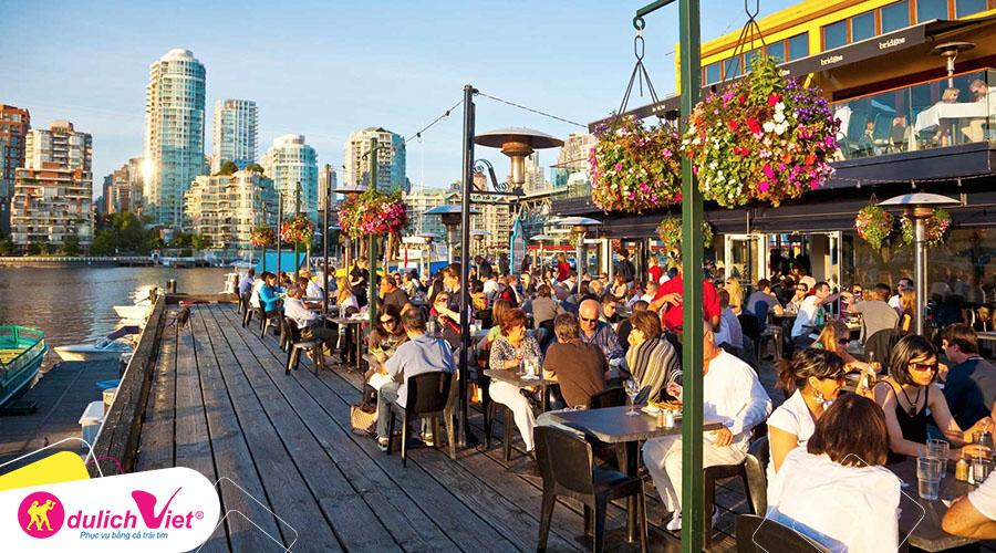 Du lịch Canada - Toronto - Vancouver - Victoria Island mùa Thu từ Sài Gòn giá tốt