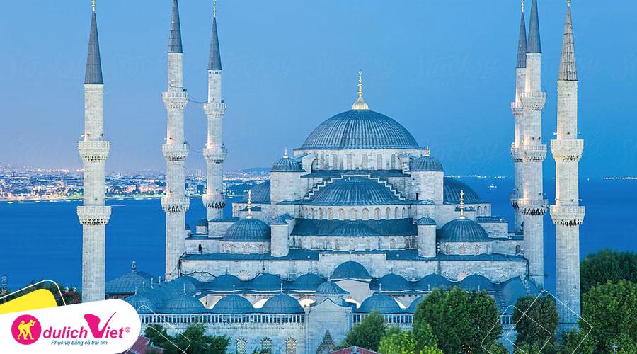 Du lịch Thổ Nhĩ Kỳ - Huyền thoại vương triều Ottaman mùa Thu từ Sài Gòn giá siêu Hot