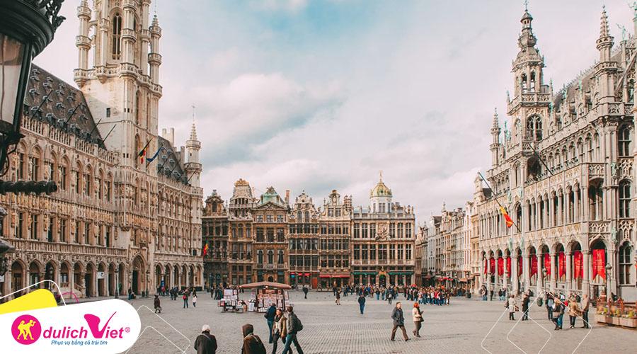 Du lịch Châu Âu - Đức - Luxembourg - Pháp - Bỉ - Hà Lan mùa Thu từ Sài Gòn giá tốt