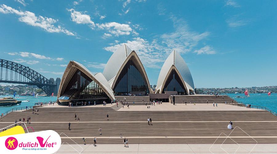 Du lịch Úc - Sydney - Melbourne mùa Đông khởi hành từ Sài Gòn 2019