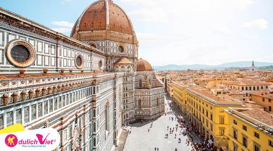 Du lịch Châu Âu - Pháp - Thụy Sĩ - Ý - Vatican - Áo - Đức mùa Hè từ Sài Gòn giá tốt