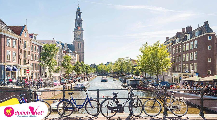 Du lịch Châu Âu - Đức - Hà Lan - Bỉ - Pháp - Luxembourg mùa Hè từ Sài Gòn giá tốt