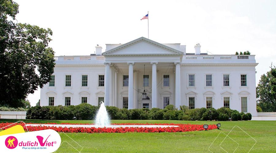 Du lịch Mỹ - New York - Philadelphia - Washington D.C khởi hành từ Sài Gòn giá tốt