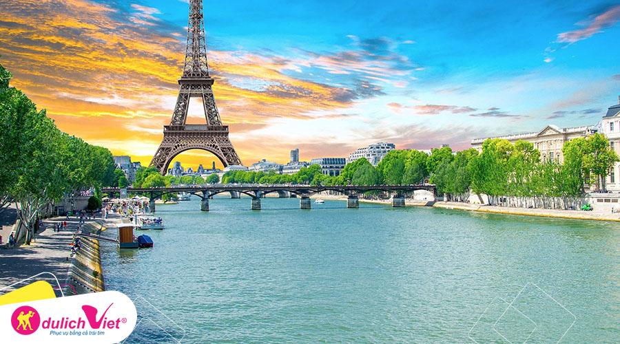 Du lịch Châu Âu - Pháp - Bỉ - Hà Lan - Đức mùa Hè từ Sài Gòn giá tốt