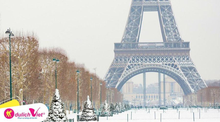 Du lịch Châu Âu - Pháp - Luxembourg - Bỉ - Hà Lan - Đức mùa Đông từ Sài Gòn giá tốt