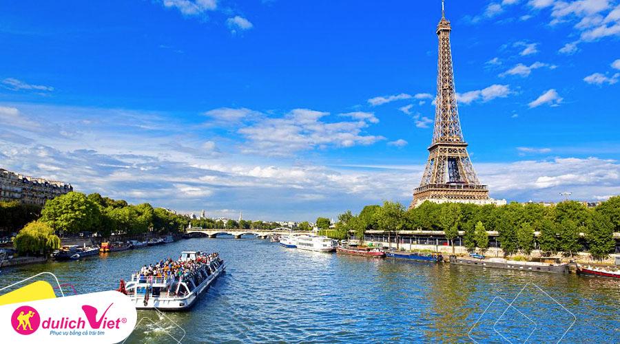 Du lịch Châu Âu - Pháp - Thụy Sĩ - Ý - Vatican - Monaco dịp Hè từ Sài Gòn