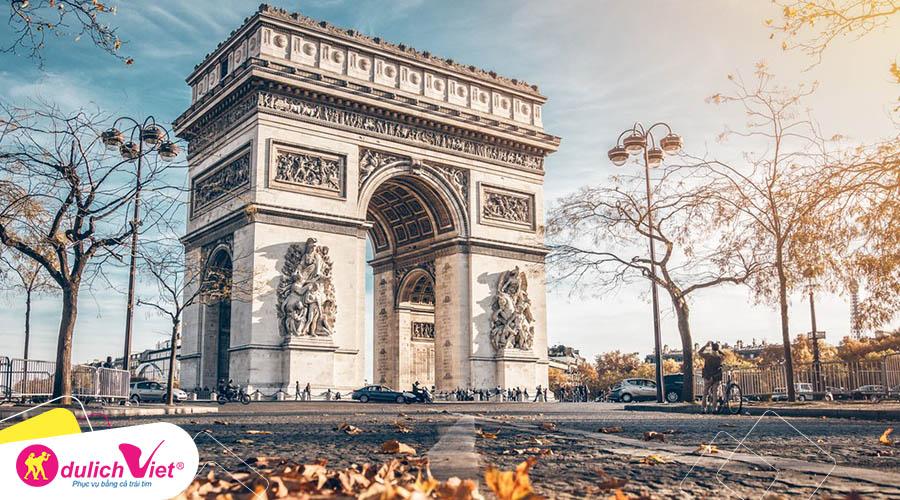Du lịch Châu Âu - Pháp - Bỉ - Hà Lan - Đức mùa Thu từ Sài Gòn giá tốt