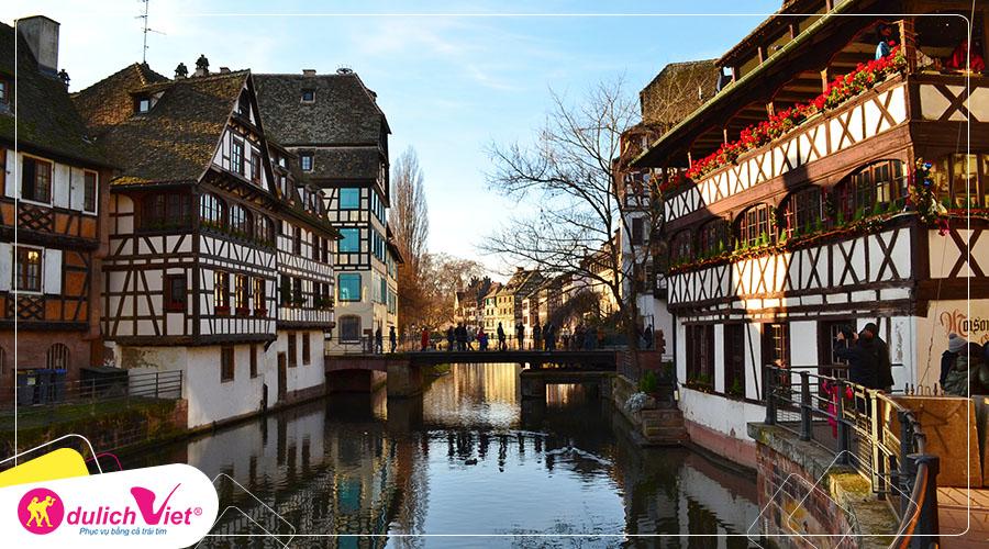 Du lịch Châu Âu - Pháp - Thụy Sĩ - Ý mùa Đông khởi hành từ Sài Gòn giá siêu HOT