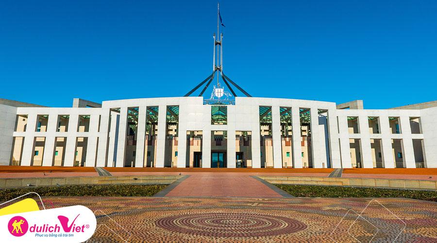 Du lịch Úc - Sydney - Canberra - Bondi Beach mùa Xuân khởi hành từ Sài Gòn