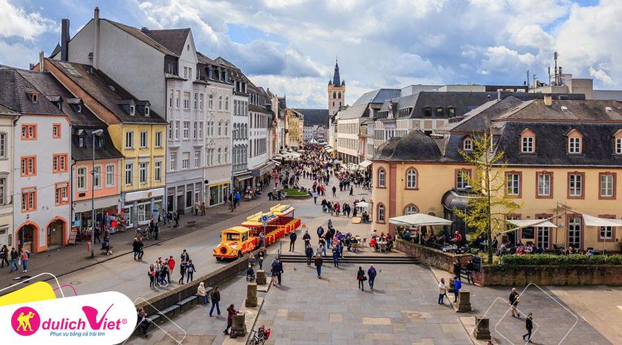 Du lịch Châu Âu - Pháp - Lux - Đức - Séc - Slovakia - Hungary mùa Hè từ Sài Gòn giá tốt