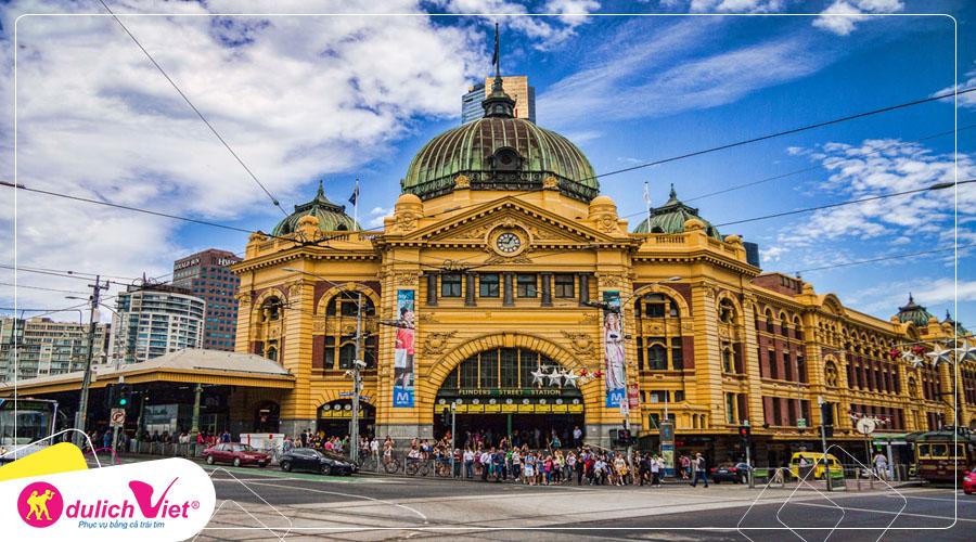Du lịch Úc - Melbourne - Ballarat - Hái trái cây tại Bacchus March mùa Xuân từ Sài Gòn giá tốt