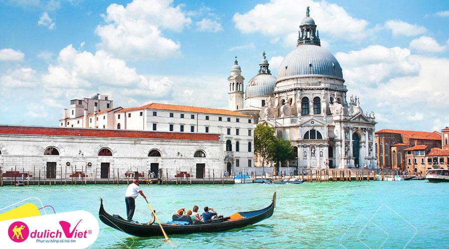 Du lịch Châu Âu - Pháp - Thụy Sĩ - Ý - Vatican - Áo - Đức mùa Thu từ Sài Gòn giá tốt