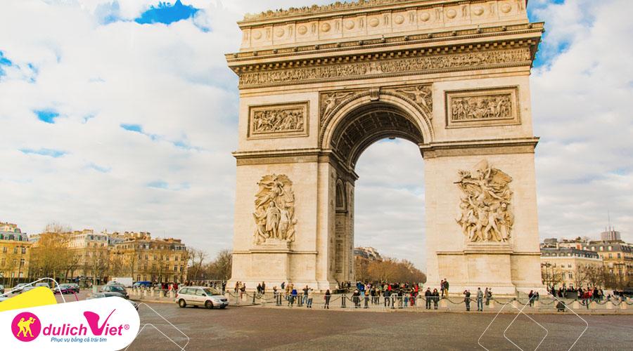 Du lịch Châu Âu - Pháp - Thụy Sĩ - Ý - Hungary - Slovakia - Áo - Séc mùa Thu từ Sài Gòn giá tốt