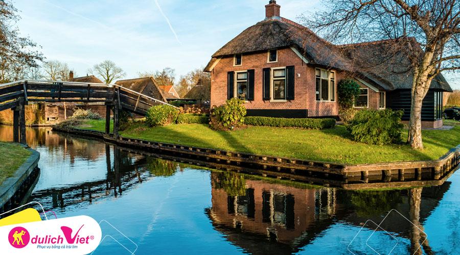 Du lịch Châu Âu - Đức - Luxembourg - Pháp - Bỉ - Hà Lan mùa Đông từ Sài Gòn giá tốt