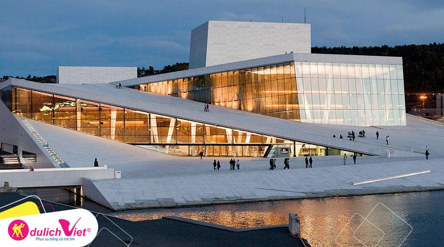 Du lịch Bắc Âu mùa thu - Đan Mạch - Na Uy - Thụy Điển khởi hành từ Sài Gòn 2019