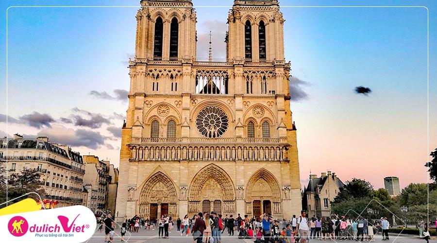 Du lịch Hành Hương - Pháp - Thụy Sĩ - Ý - Vatican từ Sài Gòn giá tốt