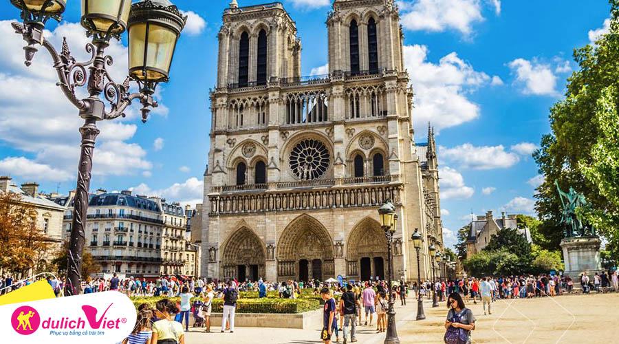 Du lịch Châu Âu - Pháp - Thụy Sĩ - Ý mùa Thu khởi hành từ Sài Gòn giá siêu Hot