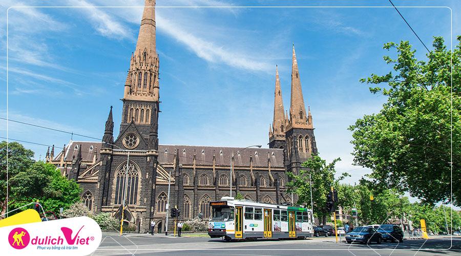 Du lịch Úc - Sydney - Melbourne mùa Thu 7 ngày từ Sài Gòn giá tốt
