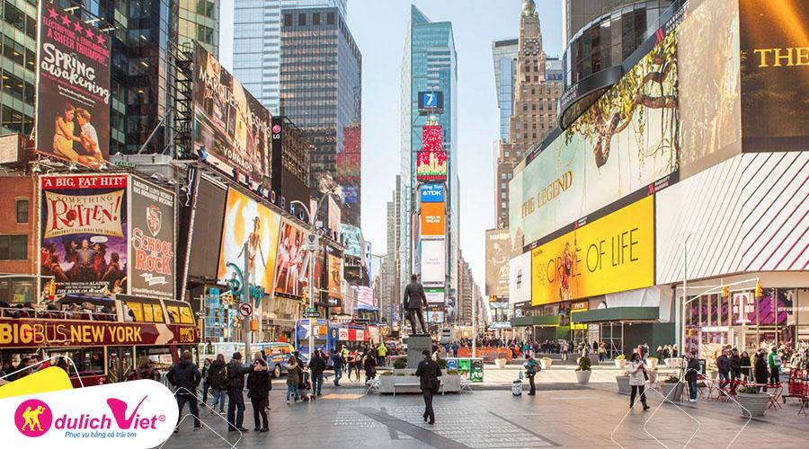 Du lịch Mỹ - New York - Philadelphia - Washington D.C - Los Angeles - San Diego - Las Vegas từ Sài Gòn giá hot