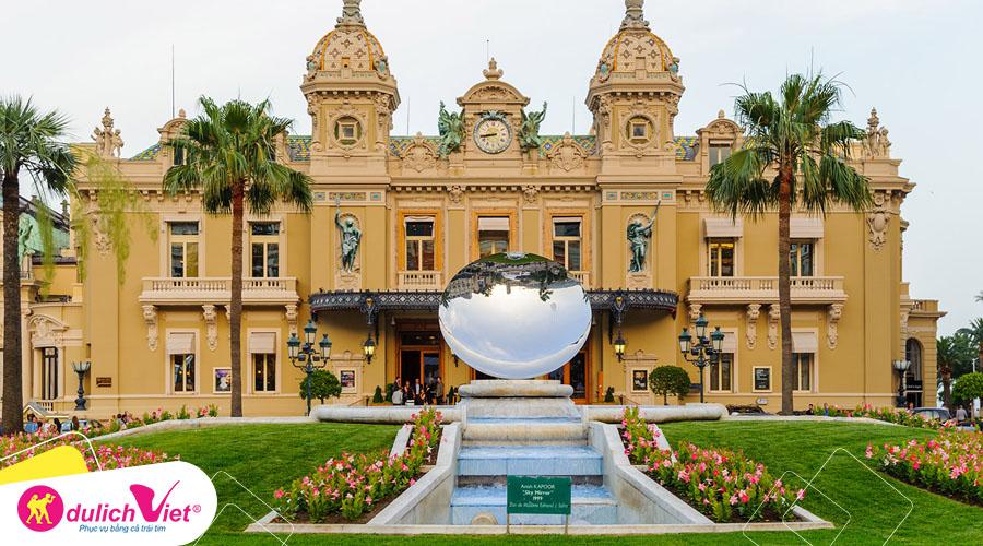 Du lịch Châu Âu - Pháp - Monaco - Tây Ban Nha - Bồ Đào Nha từ Sài Gòn giá tốt