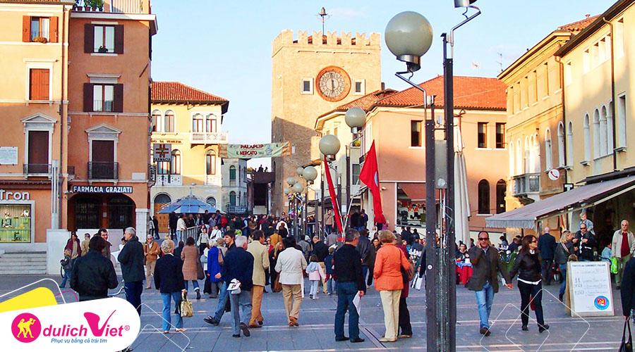 Du lịch Châu Âu mùa Thu - Pháp - Thụy Sĩ - Ý - Vatican - Monaco từ Hà Nội 2019