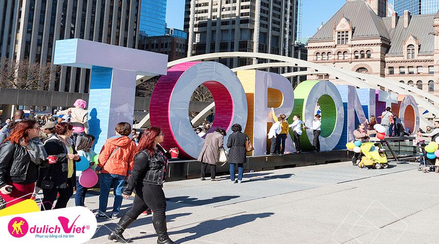 Du lịch Canada - Toronto - Niagara Falls - Thousand Island từ Sài Gòn giá tốt