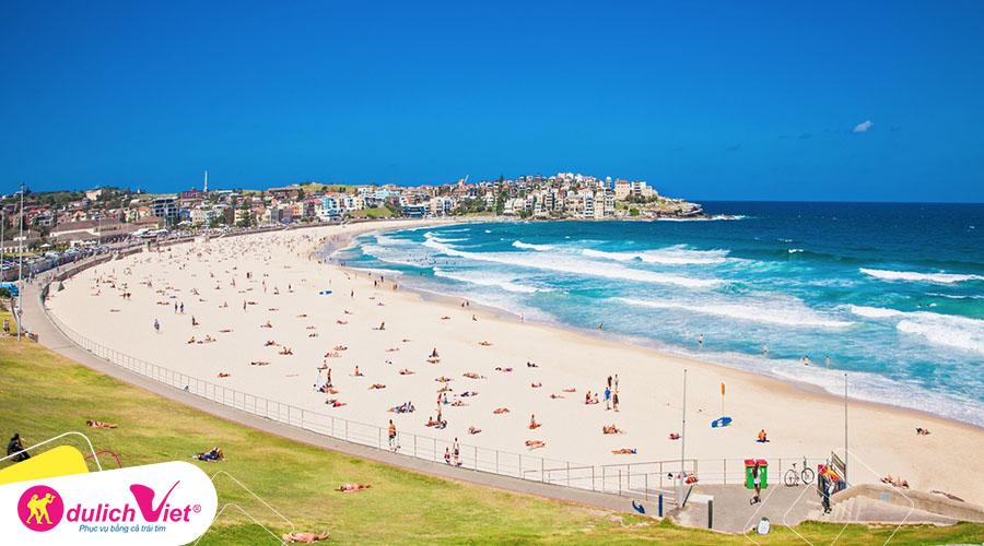 Du lịch Úc - Sydney - Canberra mùa Xuân khởi hành từ Sài Gòn giá tốt