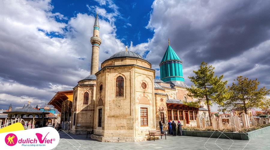Du lịch Thổ Nhĩ Kỳ mùa Thu khám phá vương triều Ottoman từ Sài Gòn giá tốt