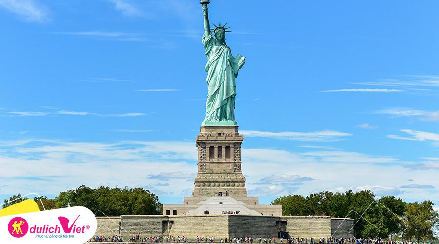 Du lịch Mỹ - New York - Philadelphia - Washington D.C 6 ngày từ Sài Gòn giá tốt