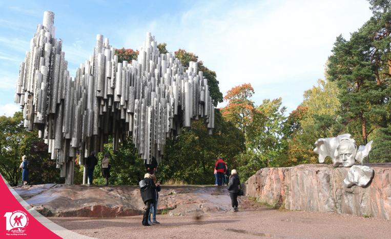 Du lịch thu Châu Âu Đan Mạch - Na Uy - Thuỵ Điển - Phần Lan từ Sài Gòn 2019