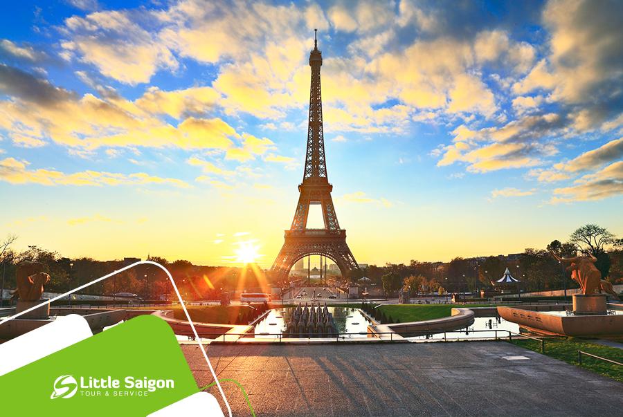 Du lịch Châu Âu - Pháp - Thụy Sĩ - Ý dịp Hè khởi hành từ Sài Gòn giá tốt