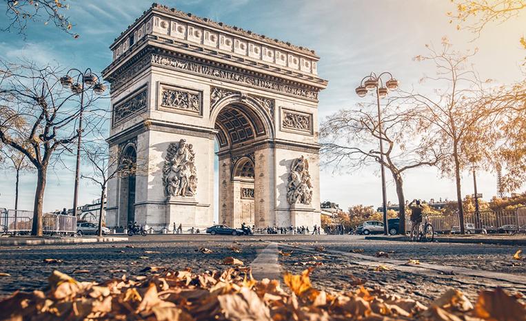 Du lịch Châu Âu - Pháp - Thụy Sĩ - Đức mùa Thu từ Sài Gòn giá tốt 2019