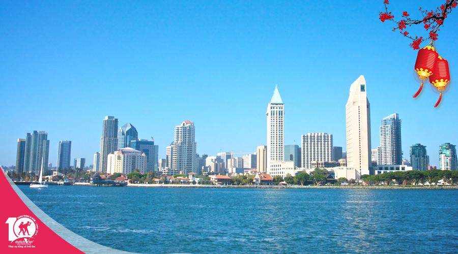 Du lịch Mỹ - Tết âm lịch 2019 - Tour Los Angeles - Las Vegas - San Diego từ Sài Gòn giá tốt