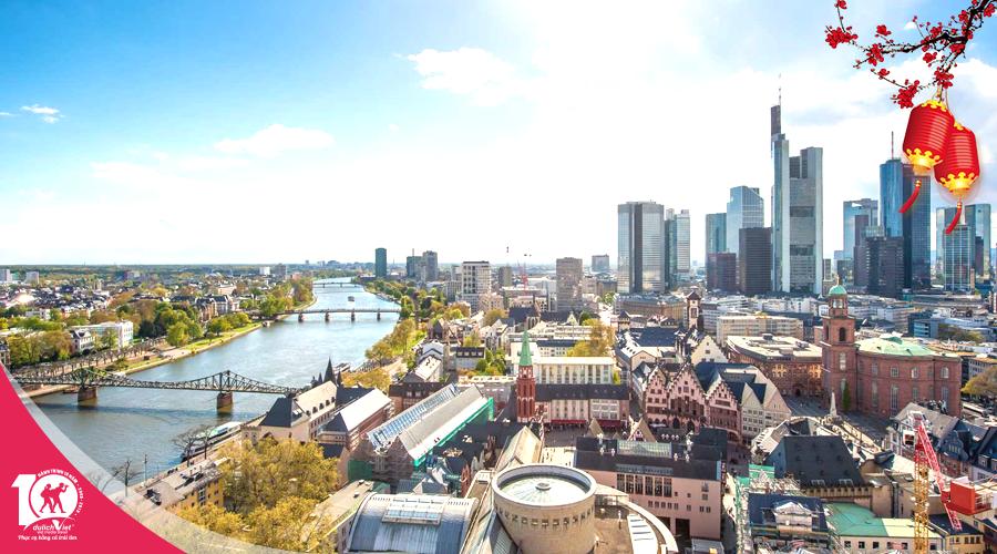 Du lịch tết âm lịch 2019 - Tour Đức - Hà Lan - Bỉ - Pháp - Lux từ Sài Gòn giá tốt